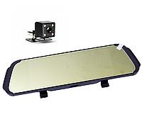 """Видеорегистратор Зеркало DVR D038 Full HD 6,8"""" + Камера Заднего Вида - Сенсорный Экран"""