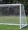 Сетка для футбольных ворот мастерская