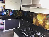 Скинали для кухни - световые блики