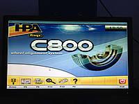 Обновление базы данных стенда развал-схождения 3D HPA C800
