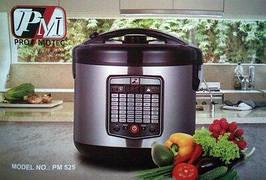 Кухонная мультиварка ProMotec PМ 525 с фритюрницей 45 программ 860 Вт