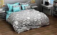 Комплект постельного белья Руно двуспальный бязь арт.655.114Г_3066(А+В)_1
