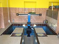 Чертежи для установки стенда развал-схождения HPA C800, фото 1