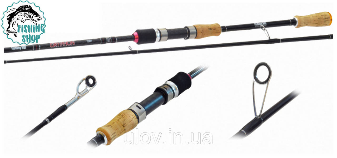 Спиннинг Fishing ROI Gryphon 2.10m 7-25g