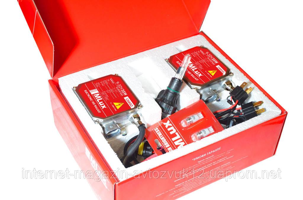 Би-ксенон MLux CARGO 35 Вт для цоколей H4/9003/HB2