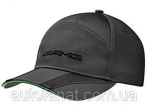 Оригинальная мужская бейсболка Mercedes-AMG GT R Men's Cap, Selenite Grey (B66953207)