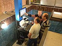 HPA C800 3D консультации по установки и технологическому плану