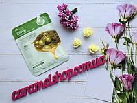 Тканевая маска для лица Rorec с оливкой