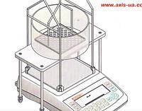 Весы-плотномеры AXIS