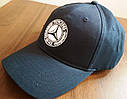 Бейсболка Mercedes Men's Cap Navy Blue, Оригинальная мужская синяя (B66041540), фото 5