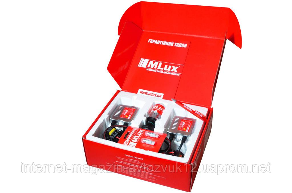 Би-ксенон MLux PREMIUM 35 Вт для цоколей H4/9003/HB2