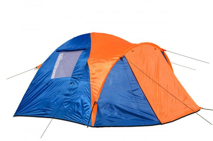 Палатка туристическая трехместная Coleman 1011 (Польша)