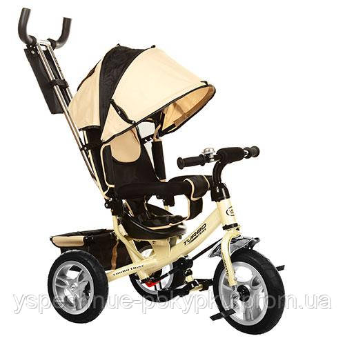 Детский трёхколёсный велосипед TURBO TRIKE
