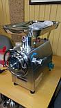 Мясорубка промышленная Vektor-HC22 200 кг/час реверс, фото 2