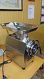 Мясорубка промышленная Vektor-HC22 200 кг/час реверс, фото 3
