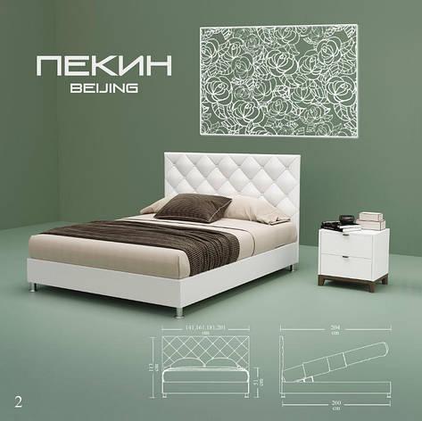 Кровать ПЕКИН Стандарт GreenSofa, фото 2