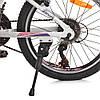 Велосипед детский PROF1 20 Д. G20CARE A20.3 белый, фото 2