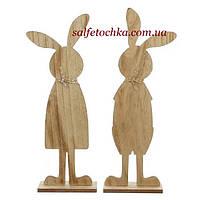 Пасхальные зайцы на ногах! (30 см.)