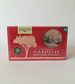 Чай травяной пакетированный Enerwood Cardelis для укрепления здоровья сердца и сосудов 30 x 3 г (1114)
