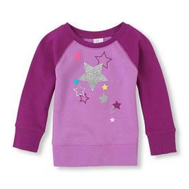 Толстовка Children Place 98 см Фиолетовый (2222)
