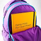 Рюкзак школьный Kite Education для девочек Lovely Sophie 36x27x16 см 21,5 л Фиолетовый (K19-724S), фото 7