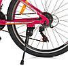 Велосипед детский PROF1 20 Д.  G24CARE A24.1 розовый, фото 2