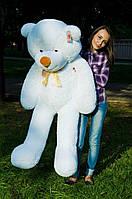 Плюшевый медведь прямой 160 см разные цвета, фото 1