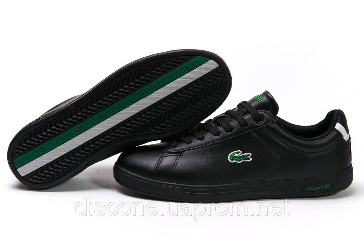 Кроссовки мужские ► Lacoste Sport,  черные (Код: 15353) ►(нет на складе) П Р О Д А Н О!