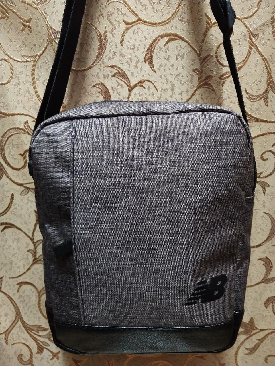 55d936fb1eaa Спортивные барсетка NB мессенджер с искусств кожа сумка для через только  оптом, фото 1