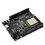 WeMos D1 R32 ESP32 4 Мб флэш WI-FI Bluetooth двухъядерный процессор CH340 CH340G размер UNO R3, фото 3