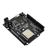 WeMos D1 R32 ESP32 4 Мб флэш WI-FI Bluetooth двухъядерный процессор CH340 CH340G размер UNO R3, фото 7