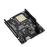 WeMos D1 R32 ESP32 4 Мб флэш WI-FI Bluetooth двухъядерный процессор CH340 CH340G размер UNO R3, фото 8