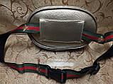 Женская сумка на пояс искусств кожа только оптом, фото 4