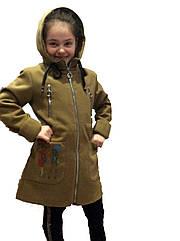 """Удлиненное кашемировое пальто """"Подружка"""""""