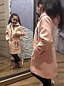 "Подовжене кашемірове пальто ""Подружка"", фото 3"