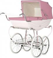Silver Cross Balmoral Pink коляска-люлька розовая, фото 1
