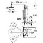 Grohe Euphoria 27932000 душевая система с термостатом, фото 2