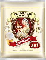 Кофейный напиток Петровская Слобода 3 в 1 Пломбир 25 x 18 г