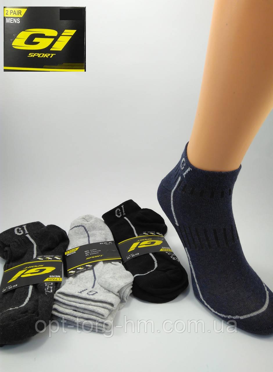 """Спортивные мужские носки """"GI SPORT"""" 25-27 (39-42 обувь)"""