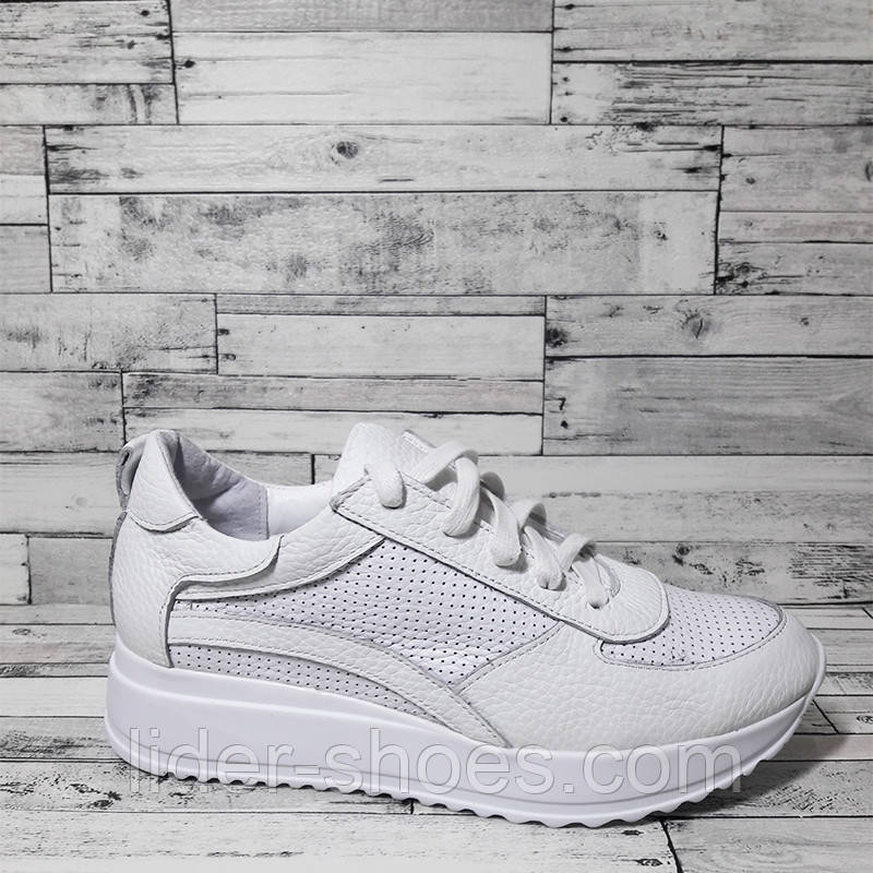 04097082 Женские повседневные кроссовки белого цвета: продажа, цена в ...