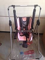 Детская кресло-качалка с столиком Adbor N1 (10)