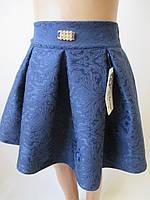Детские юбки с брошью на поясе., фото 1