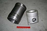 Гильза и Поршень (комплект) СМД-18, СМД-20 , СМД 22