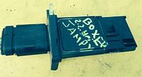 Расходомер воздуха Peugeot Boxer 2.2hdi 6C1112B579AA