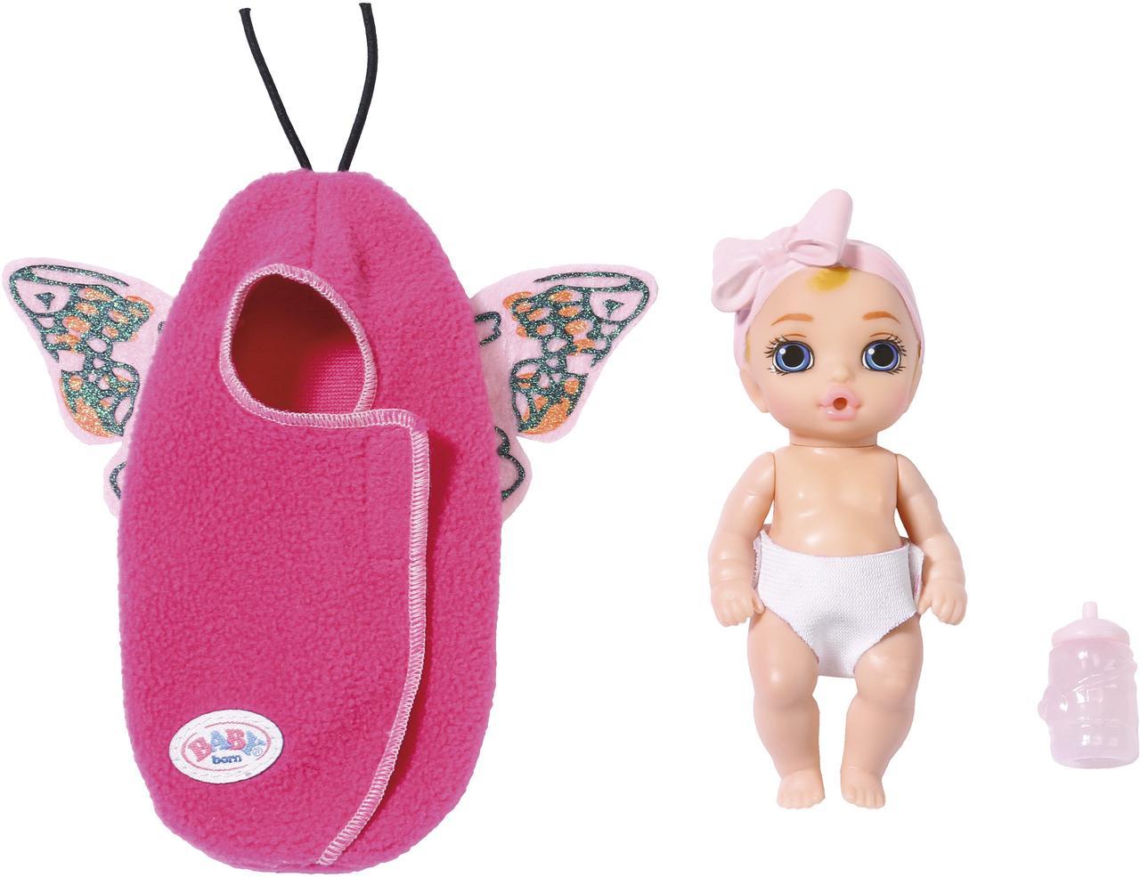 Маленький пупс для девочки Zapf Baby Born Очаровательный Сюрприз с куклой 11 см 904060