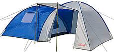 Четырехместная палатка Coleman 2908, фото 2