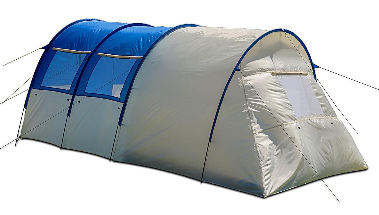 Четырехместная палатка Coleman 3017 (425x255x180 см)