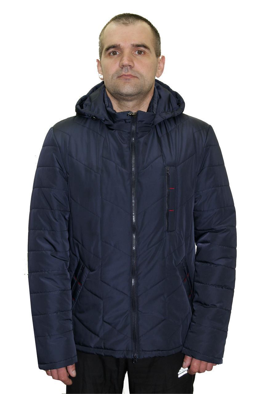 Мужская весенняя куртка больших размеров