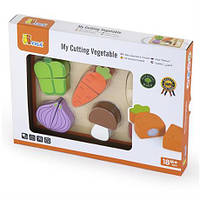 """Игровой набор Viga Toys """"Овощи"""" (50979)"""