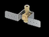 Клапан смыва писсуара ТЕСЕ с монтажной пластиной, фото 1